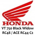 VT 750 Black Widow (RC48) / ACE (RC44) C2