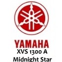 XVS 1300 A Midnight Star